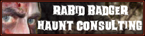 Rabid Badger Haunt Consulting
